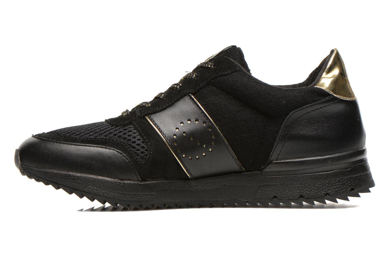Sneakers No Name Cosmo Jogger Zwart voorkant