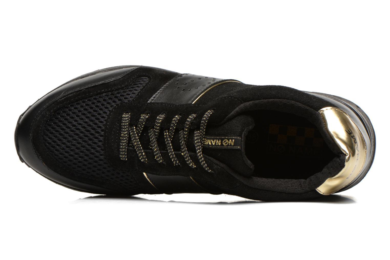 Sneakers No Name Cosmo Jogger Zwart links
