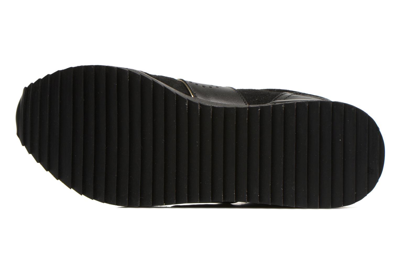 Sneaker No Name Cosmo Jogger schwarz ansicht von oben
