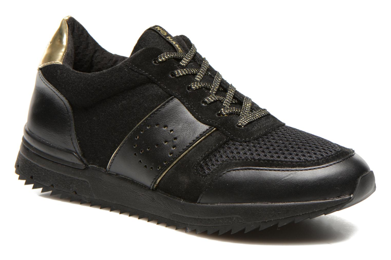 Sneakers No Name Cosmo Jogger Zwart detail