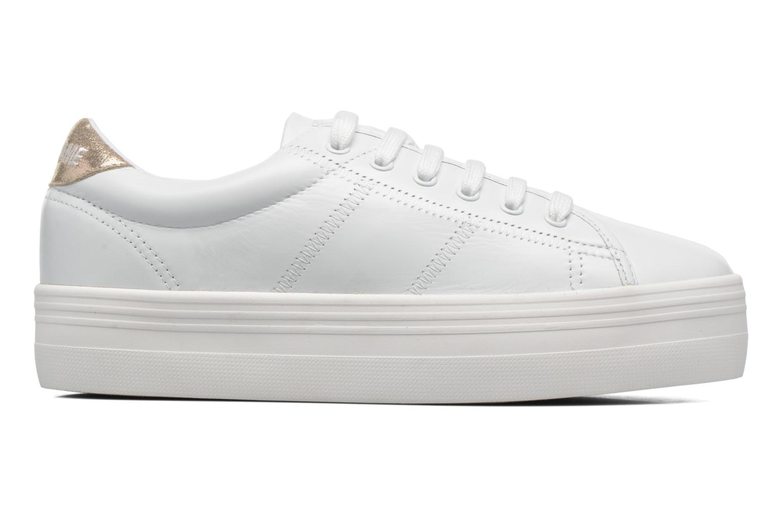 Baskets No Name Plato Sneaker Nappa Blanc vue derrière