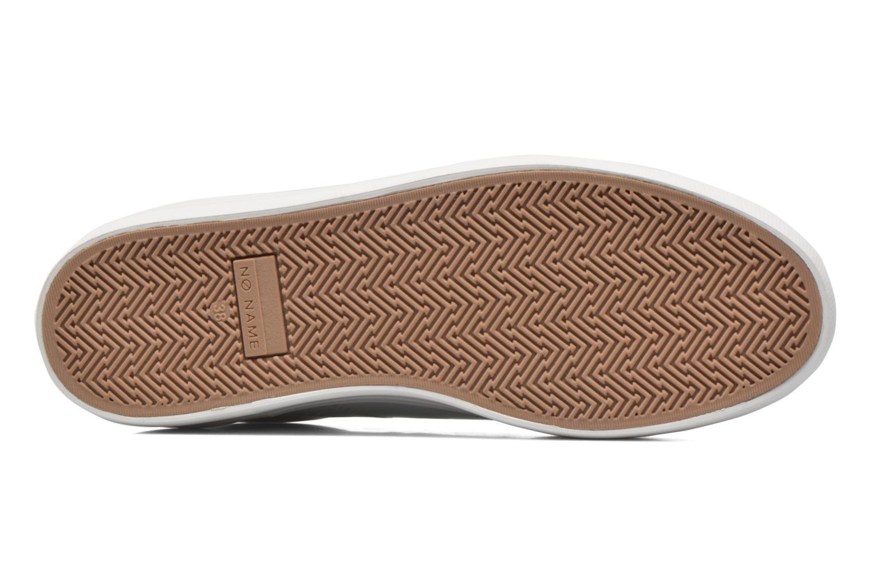 Sneaker No Name Plato Sneaker Nappa weiß ansicht von oben