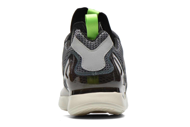 Baskets Adidas Originals Veritas Mid Gris vue droite