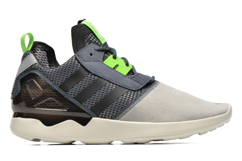 Baskets Adidas Originals Veritas Mid Gris vue derrière