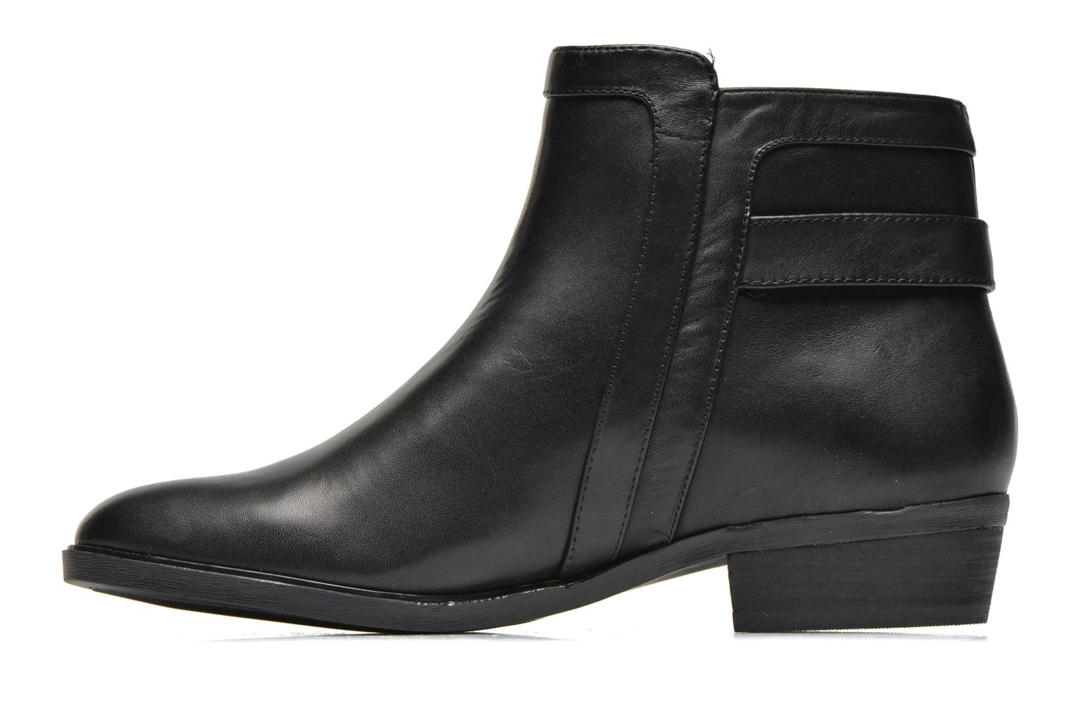 Bottines et boots Lauren by Ralph Lauren Shelli Noir vue face