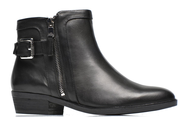 Boots en enkellaarsjes Lauren by Ralph Lauren Shelli Zwart achterkant