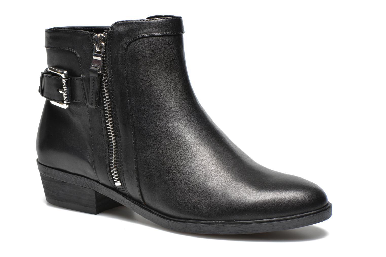 Bottines et boots Lauren by Ralph Lauren Shelli Noir vue détail/paire
