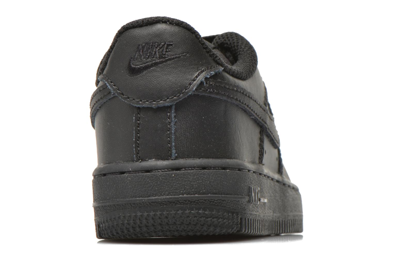 Baskets Nike Air Force 1 (Ps) Noir vue droite