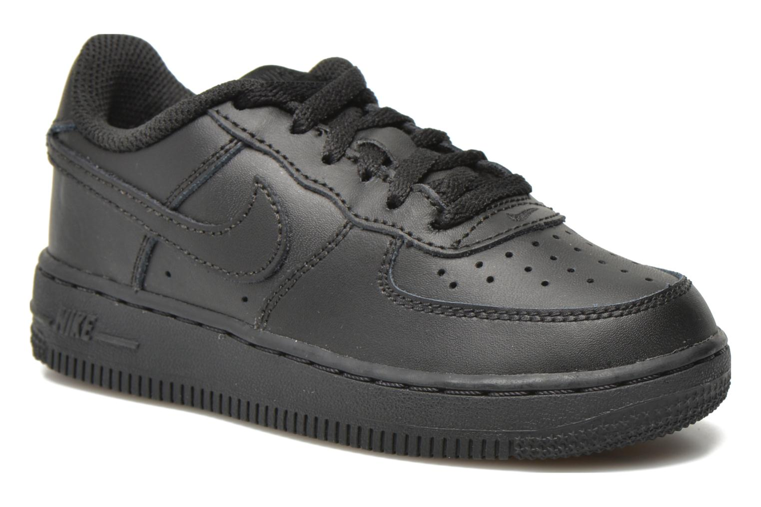 Air Force 1 (Ps) Black/black-Black