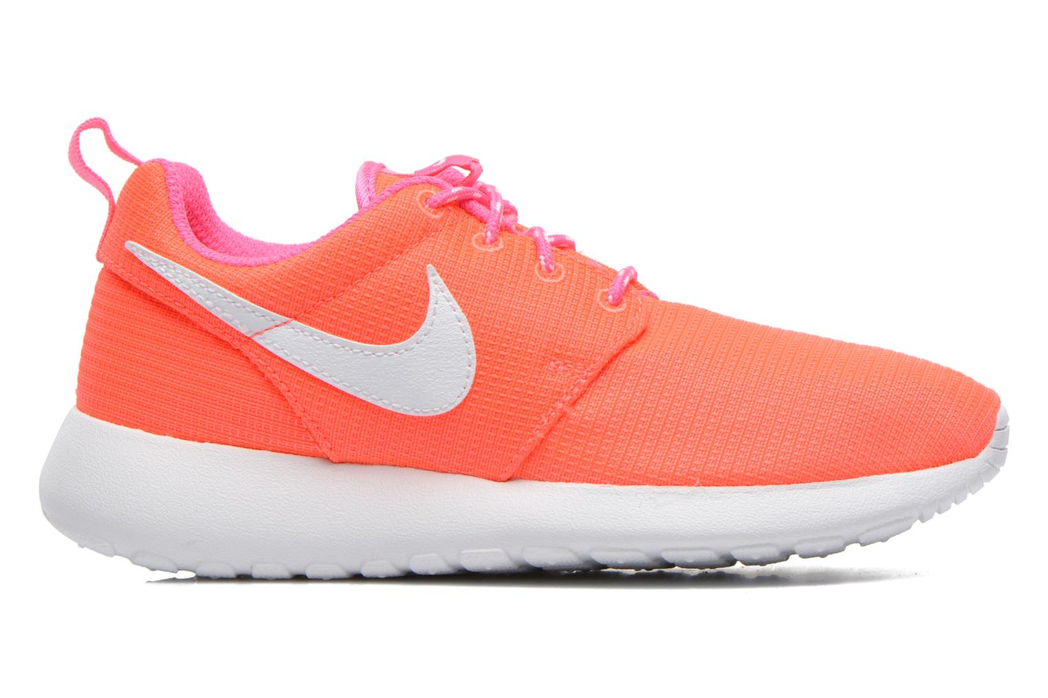 Wolf Grey/Hypr Pink-Cl Gry-Wht Nike NIKE ROSHE ONE (GS) (Gris)