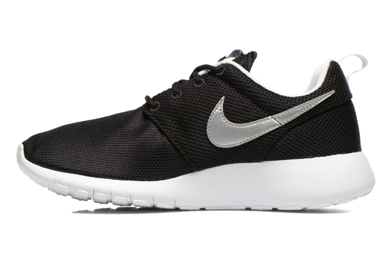 Baskets Nike NIKE ROSHE ONE (GS) Noir vue face