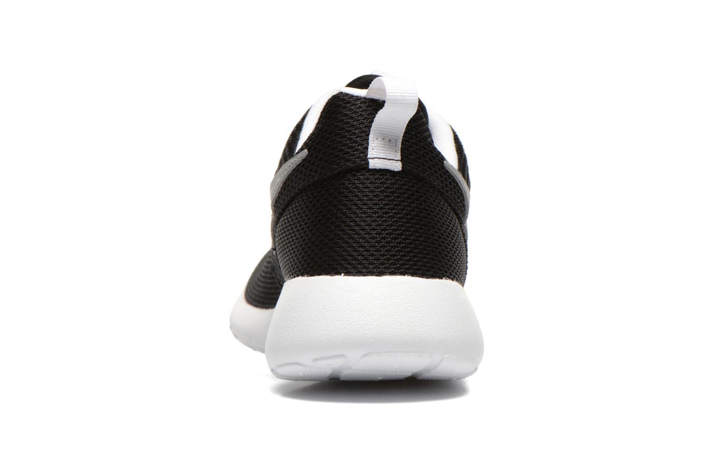White/White-Wolf Grey Nike NIKE ROSHE ONE (GS) (Blanc)