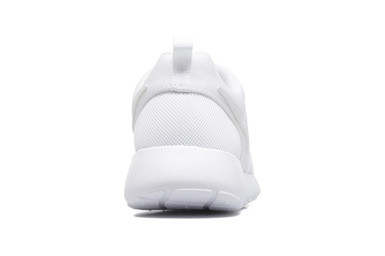 Sneakers Nike NIKE ROSHE ONE (GS) Bianco immagine destra