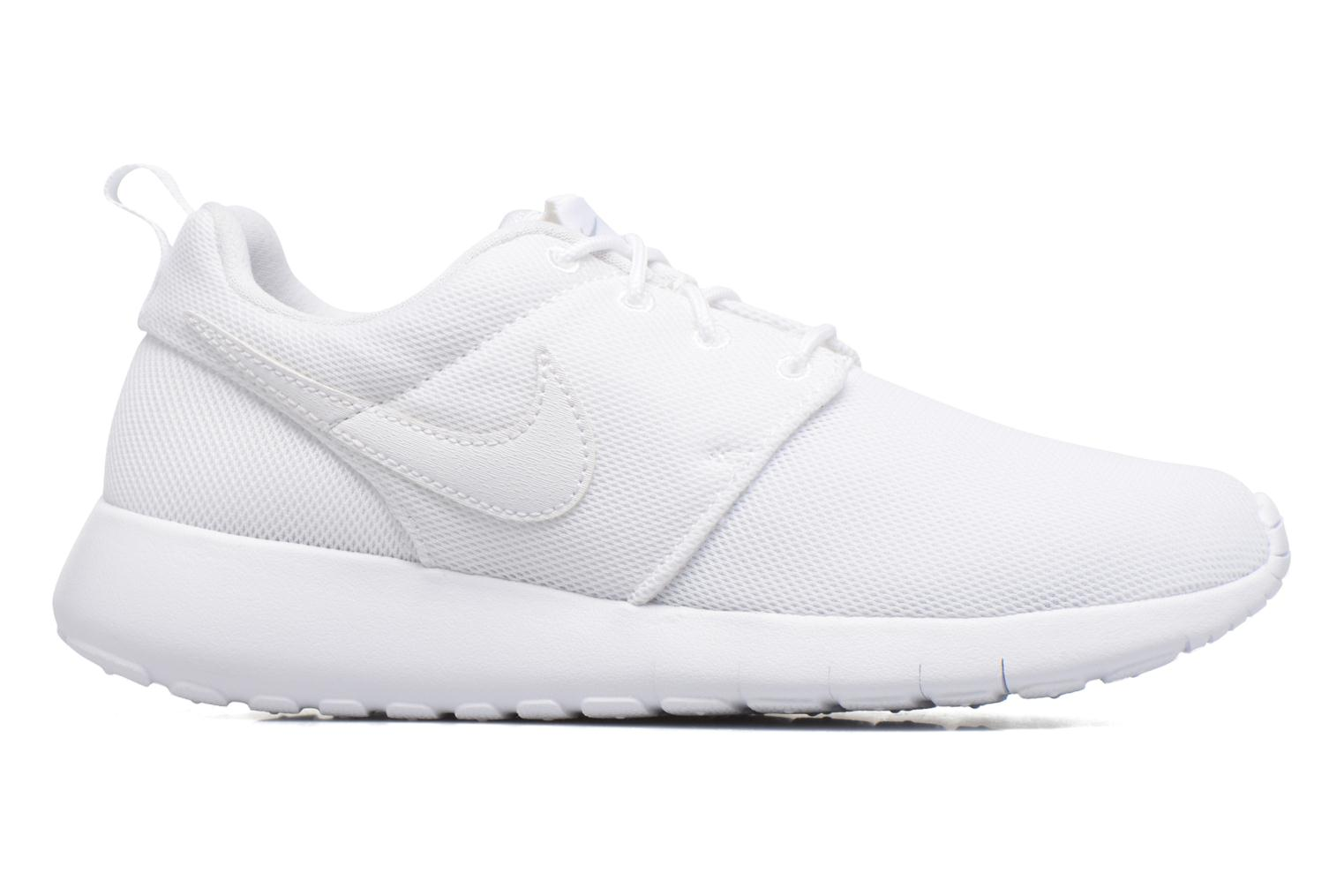 NIKE ROSHE ONE (GS) White/White-Wolf Grey