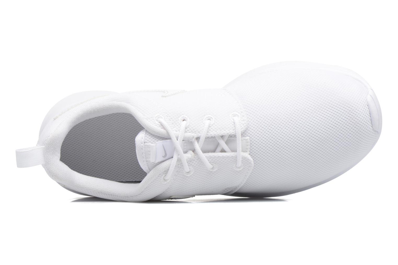 Sneakers Nike NIKE ROSHE ONE (GS) Bianco immagine sinistra