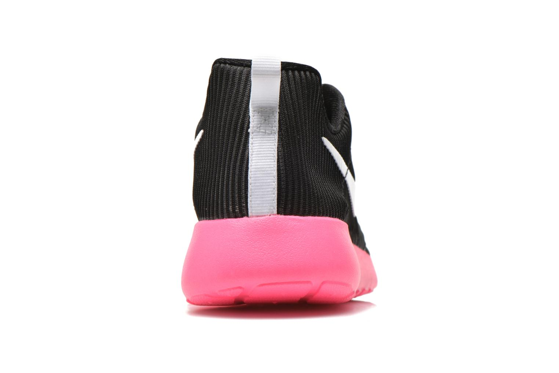 Baskets Nike ROSHE ONE FLIGHT WEIGHT (GS) Noir vue droite
