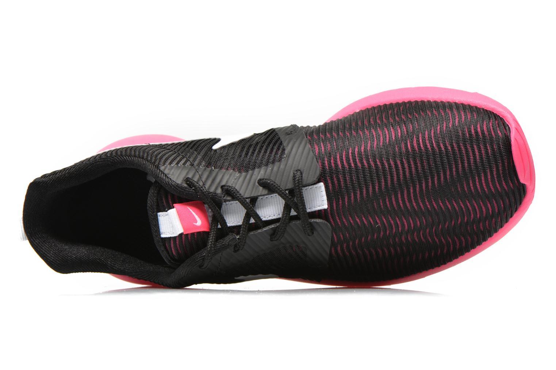 Baskets Nike ROSHE ONE FLIGHT WEIGHT (GS) Noir vue gauche