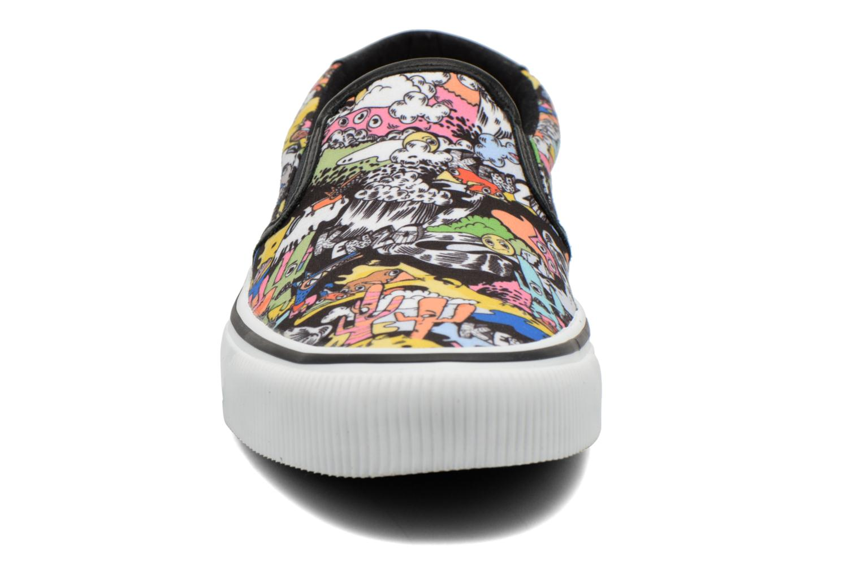 Sneakers Kenzo Velvet Multi bild av skorna på