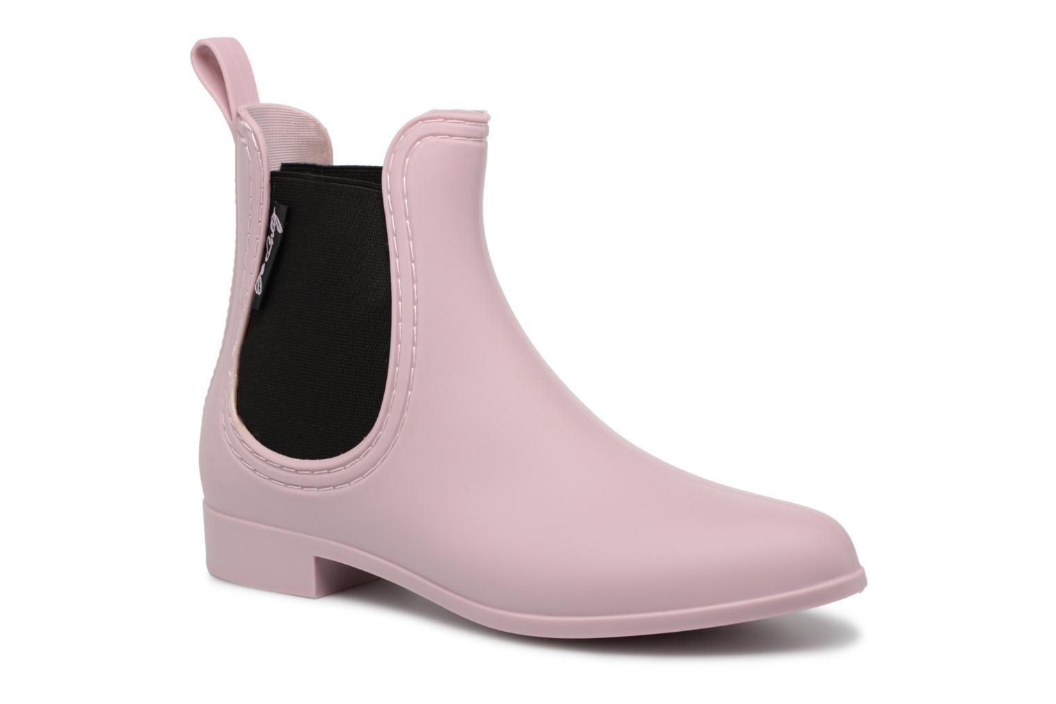 Be Only Beatle (Rose) - Bottines et boots chez Sarenza (325829)