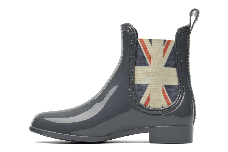 Bottines et boots Be Only Aurlane Gris vue face