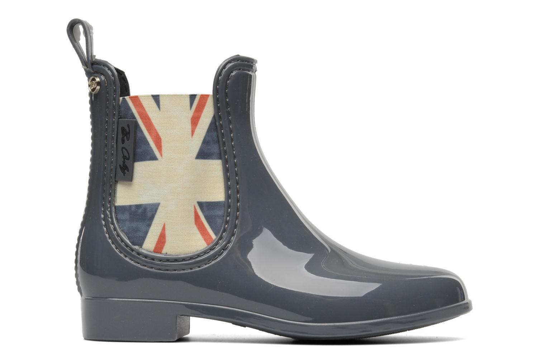 Boots en enkellaarsjes Be Only Aurlane Grijs achterkant