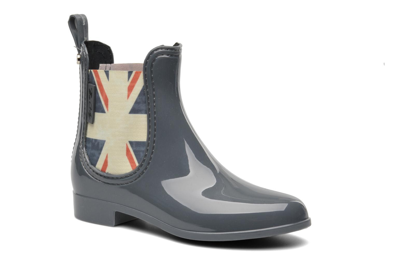Bottines et boots Be Only Aurlane Gris vue détail/paire