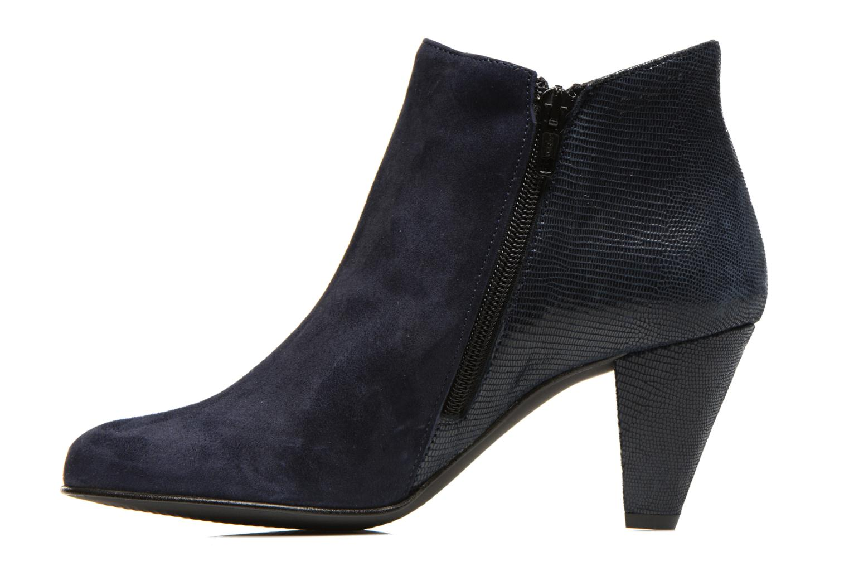 Bottines et boots Georgia Rose Loupet Bleu vue face