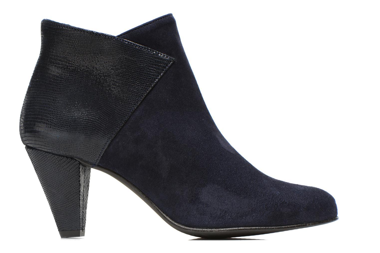 Bottines et boots Georgia Rose Loupet Bleu vue derrière
