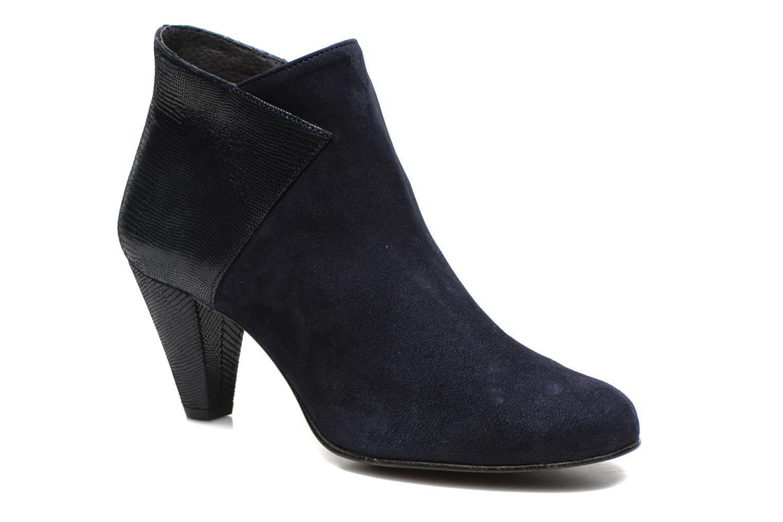 Bottines et boots Georgia Rose Loupet Bleu vue détail/paire