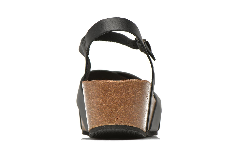 Sandales et nu-pieds I Love Shoes Climatte Noir vue droite