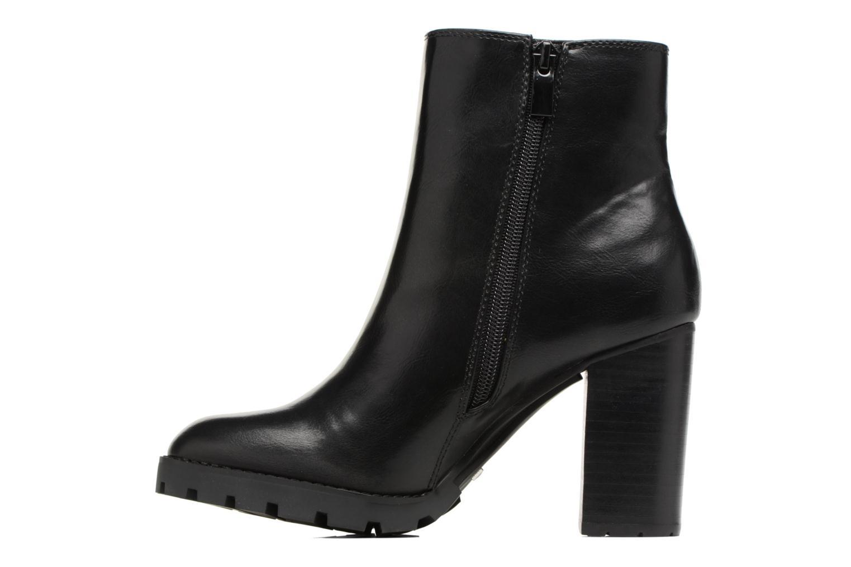 Bottines et boots Buffalo Bugom Noir vue face
