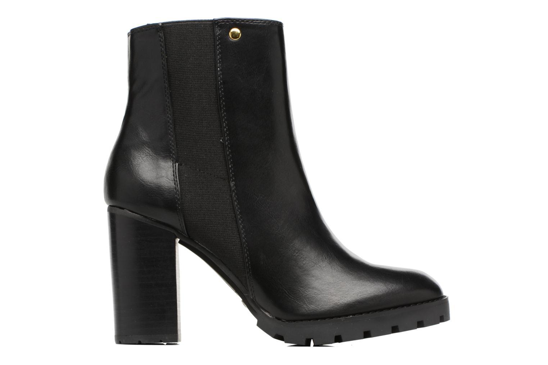 Bottines et boots Buffalo Bugom Noir vue derrière
