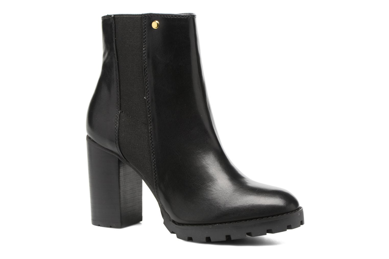 Bottines et boots Buffalo Bugom Noir vue détail/paire