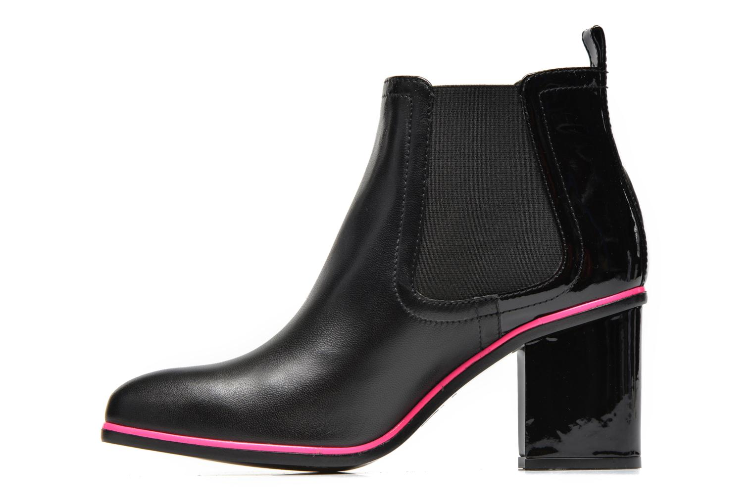 Bottines et boots Sonia Rykiel Sonia by Pink Pimping Noir vue face