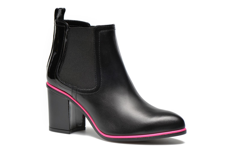 Bottines et boots Sonia Rykiel Sonia by Pink Pimping Noir vue détail/paire