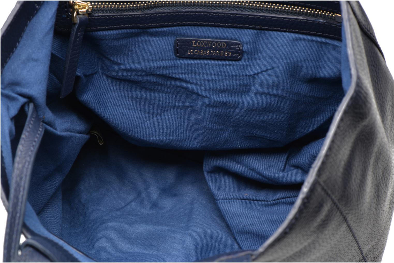 Sacs à main Loxwood Cabas Parisien PM Bleu vue derrière