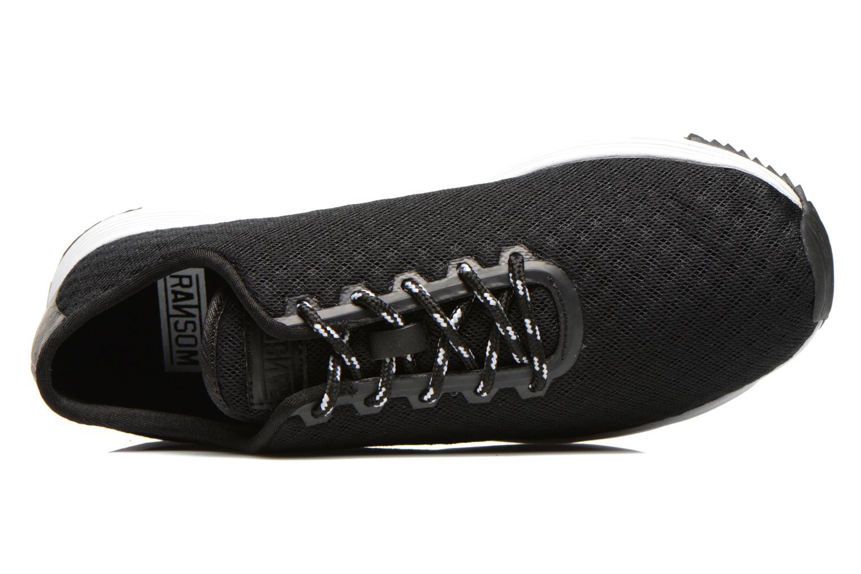 Sneaker Ransom Field Lite II schwarz ansicht von links