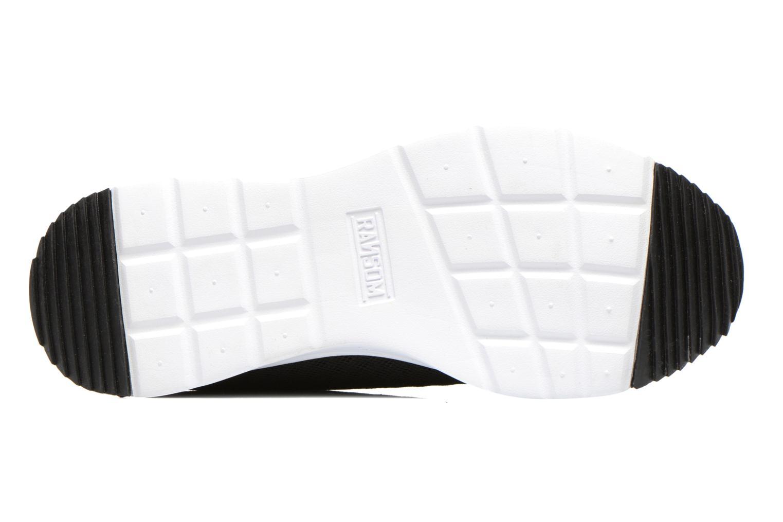 Sneaker Ransom Field Lite II schwarz ansicht von oben