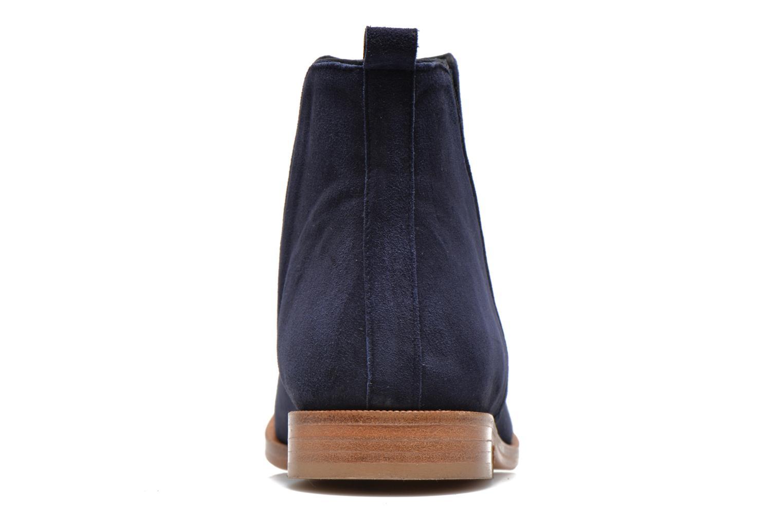 Bottines et boots Anaki Igor Bleu vue droite