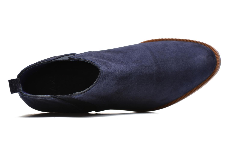 Bottines et boots Anaki Igor Bleu vue gauche