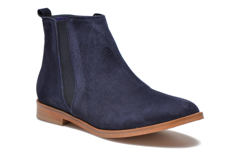 Bottines et boots Anaki Igor Bleu vue détail/paire