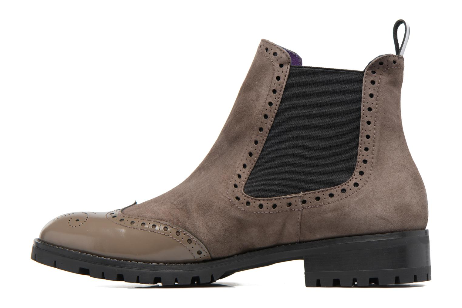 Bottines et boots Anaki Tierra Marron vue face