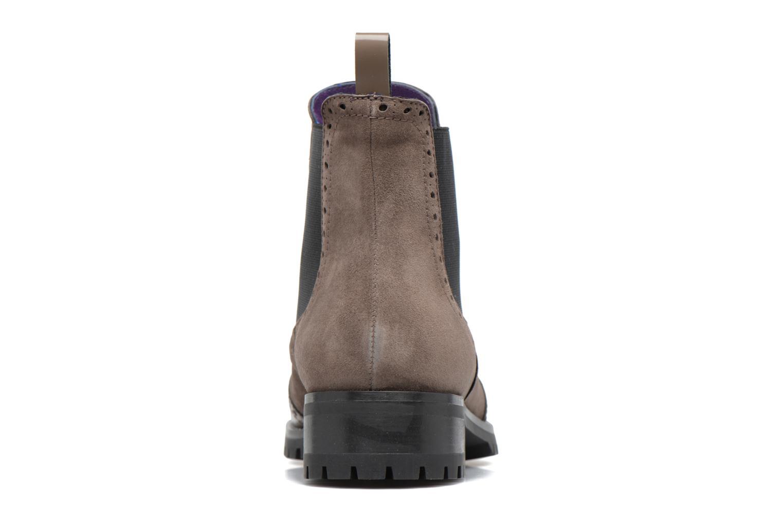 Bottines et boots Anaki Tierra Marron vue droite