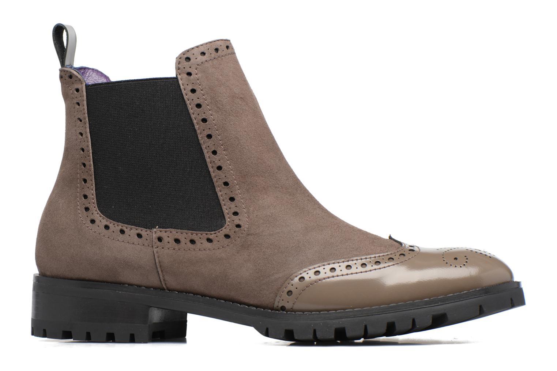 Bottines et boots Anaki Tierra Marron vue derrière