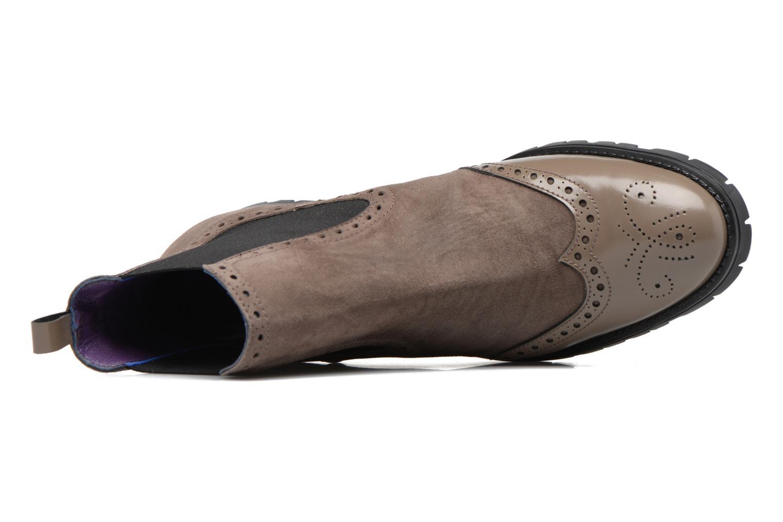 Bottines et boots Anaki Tierra Marron vue gauche