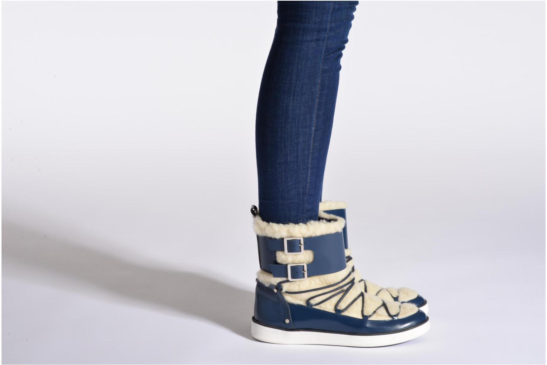 Stiefeletten & Boots Anaki Moonsheep mehrfarbig ansicht von unten / tasche getragen