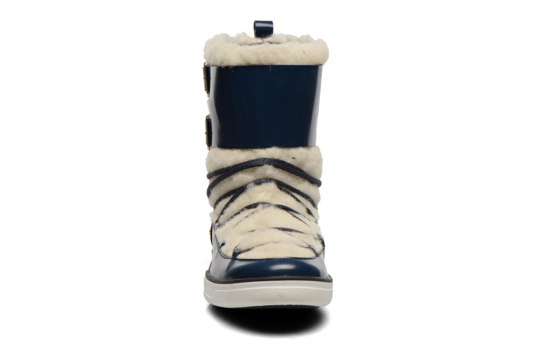 Bottines et boots Anaki Moonsheep Multicolore vue portées chaussures