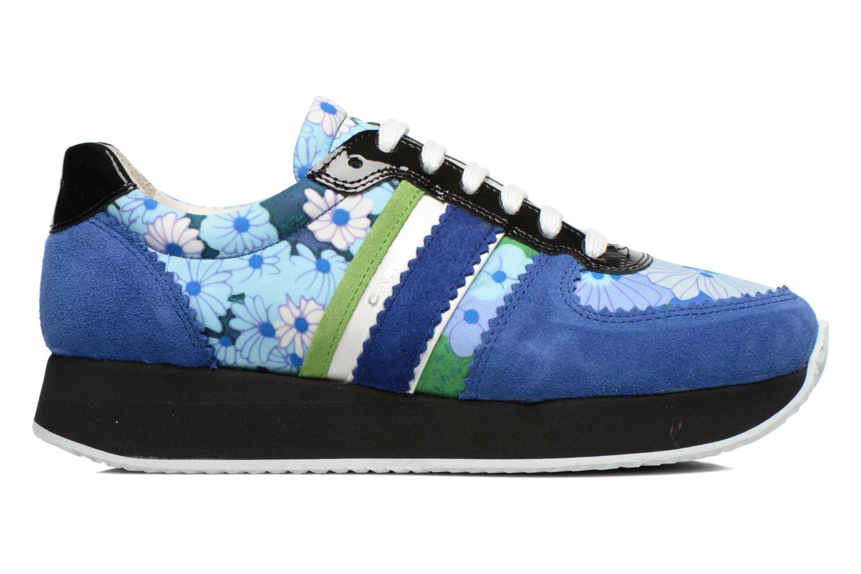 Sneaker Carven Aloa blau ansicht von hinten