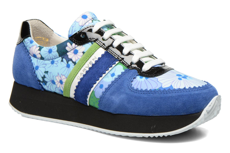 Sneaker Carven Aloa blau detaillierte ansicht/modell