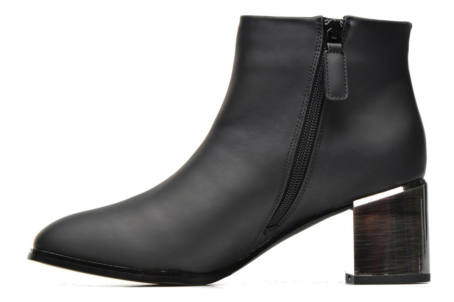 Bottines et boots SENSO Vincent II Noir vue face